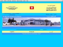 Facult� des sciences de Bizerte