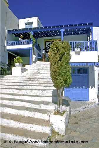 Photo de Sidi Bou Saïd